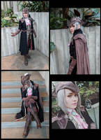 Lady Maria Cosplay