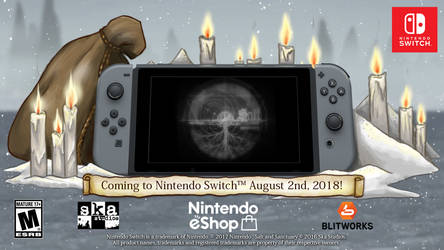 Coming To Switch by shelldragon