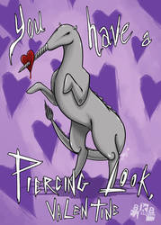 Have a Piercing Valentine's Day! by shelldragon