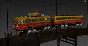 hover tram