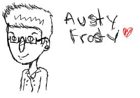 austy frosty by junglegyms