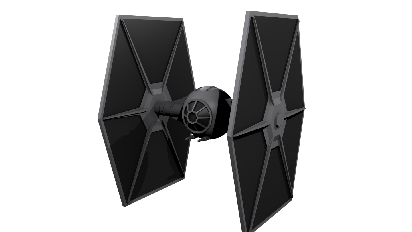 Blender Star Wars Tie Fighter 347710344 on Shapes Coloring Pages Daily Com