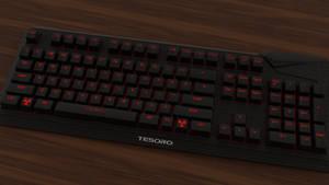 Tesoro Durandal Keyboard