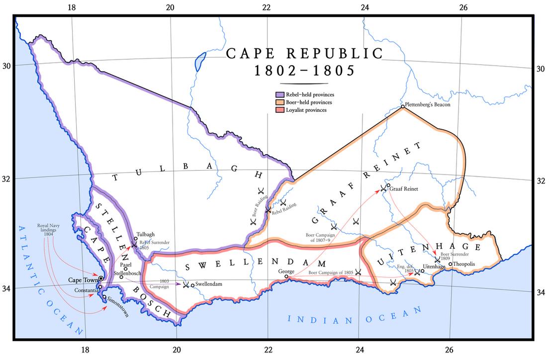 The Cape Wars by ZekSora