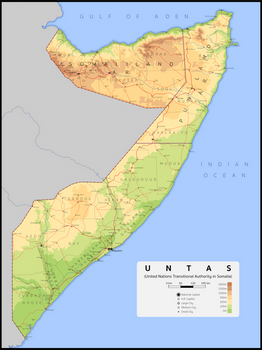 United Nations Transitional Authority in Somalia
