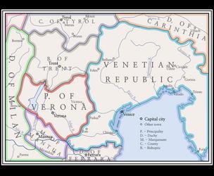 Principality of Verona by ZekSora