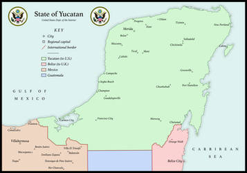 Yucatan Revamp by ZekSora