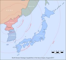 North Korean Local Strategic Capabilities by ZekSora