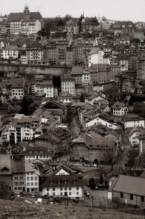 Fribourg ::3:: by dr-snoggle