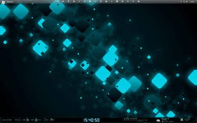 Matrix Desktop by MorpheusNS