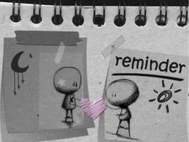 Long Distance Love by Reameth
