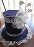 Purple Mini Hat