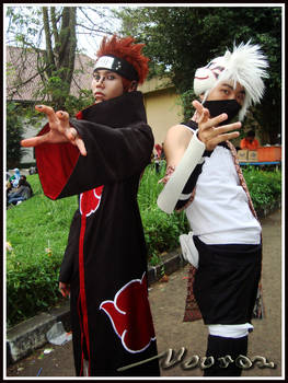 Cosplay from Naruto
