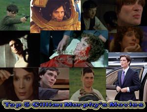 Top 5 Cillian Murphy Movie