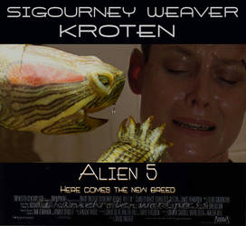 Alien 5-The New Breed