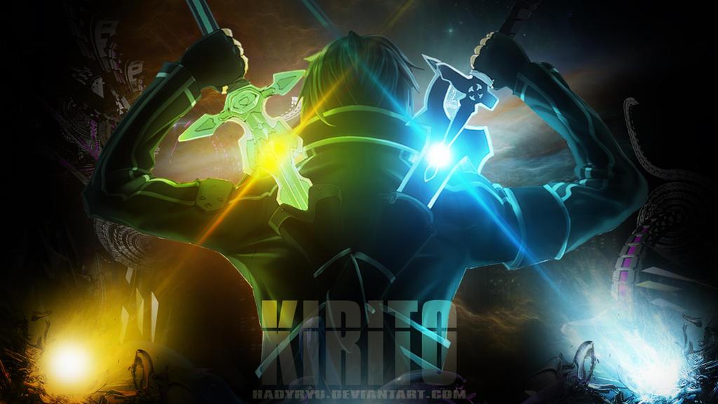 Kirito Sword Art Online Wallpaper By Hady Ryu HadyRyu