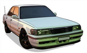 Mighty Car Mods - 1JZ Cressida by djSeragaki