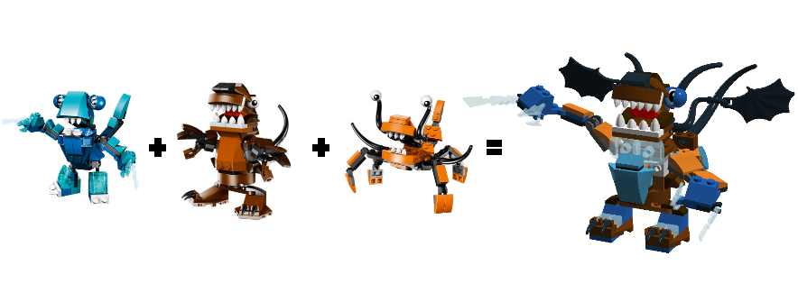 lego mixels series 3 max instructions