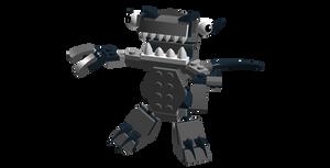 Lego Mixels: Taur