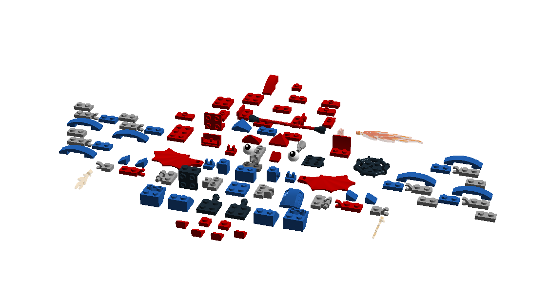 Lego Mixels Drazor Parts Instruction Added By Darktidalwave On