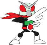 Kamen Rider Mixels: Rider! Henshin!