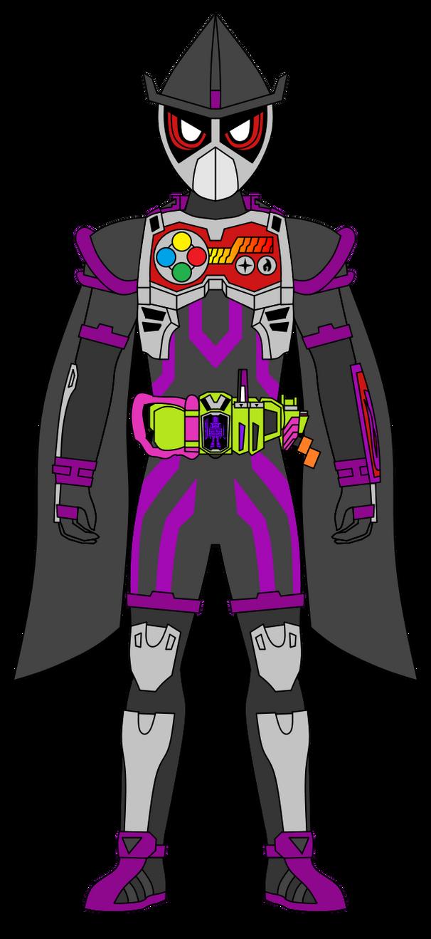 Kamen Rider Koju: Card Gamer Lv2 by DarkTidalWave