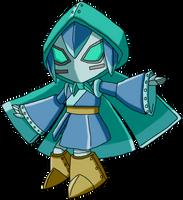 Yokai Watch: Robotina by DarkTidalWave