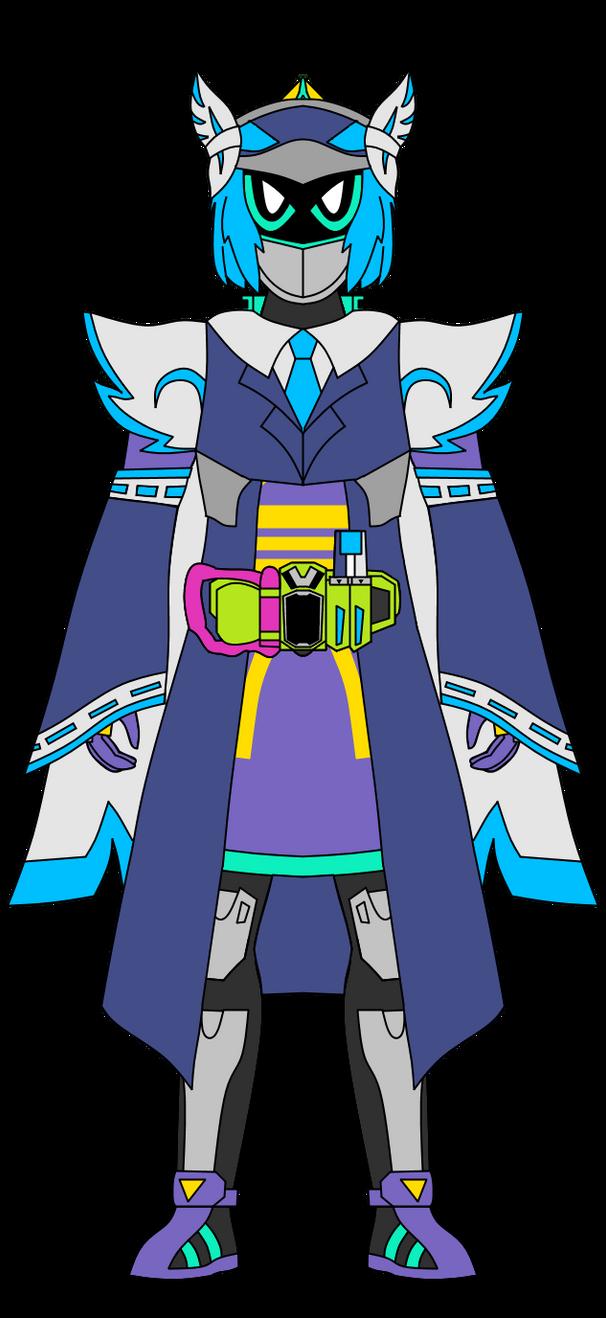 Kamen Rider Shine: Judan Gamer Lv. 50 by DarkTidalWave