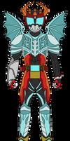 Kamen Rider Akuryo: Belphegor Form