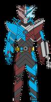 Kamen Rider Link: MantaShip Form