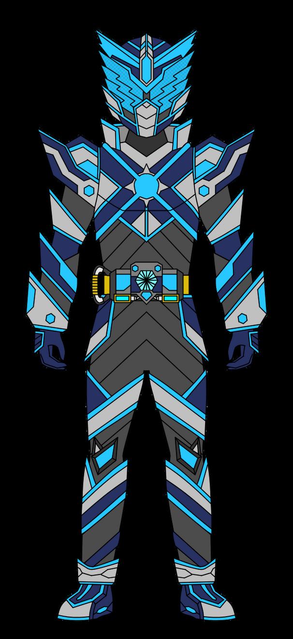 Kamen Rider Link: UltraViolet Tonic Form by DarkTidalWave