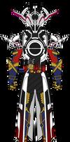 Kamen Rider Evol: Black Hole Form