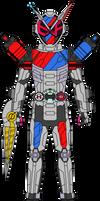 Kamen Rider Zi-O: Build Armor