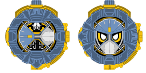 Kamen Rider Zi-O: Magic Ridewatch by DarkTidalWave