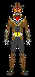 Kamen Rider Telz: Western Story