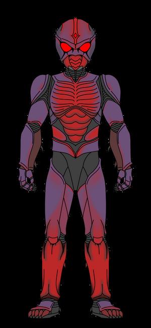 Commission: Kamen Rider Toxin