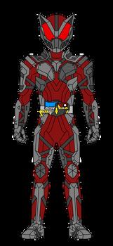 Kamen Rider Abare: Cracking Devil