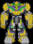 Kamen Rider Cipher: Slamming Doedicurus