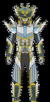 Kamen Rider Telz: Holy Light Story (Seraph Mode)