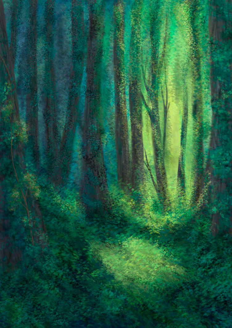 Ivy wood by Guericke