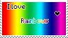 Rainbow Stamp by Cave-Shinobi