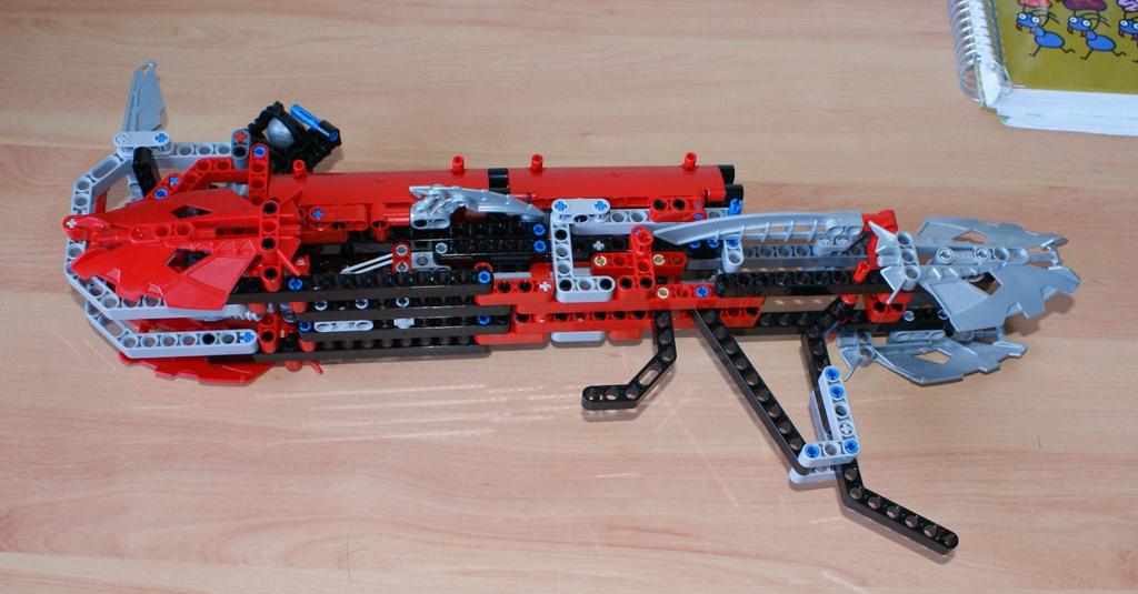 Lego Gun By Cave Shinobi On Deviantart