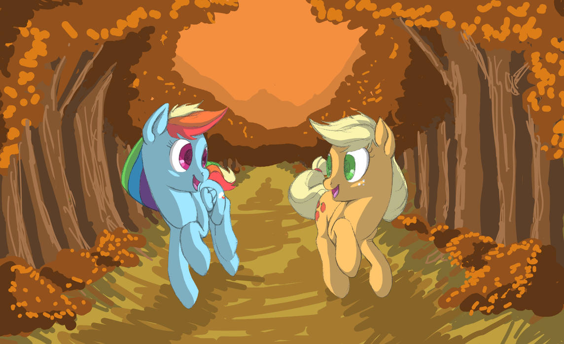 My Little Pony Friendship is Magic images Fall Weather Friends ...