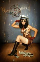 Hello Sailor by StasaS