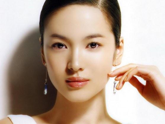 Song Hye Kyo3 by KaizenKitty
