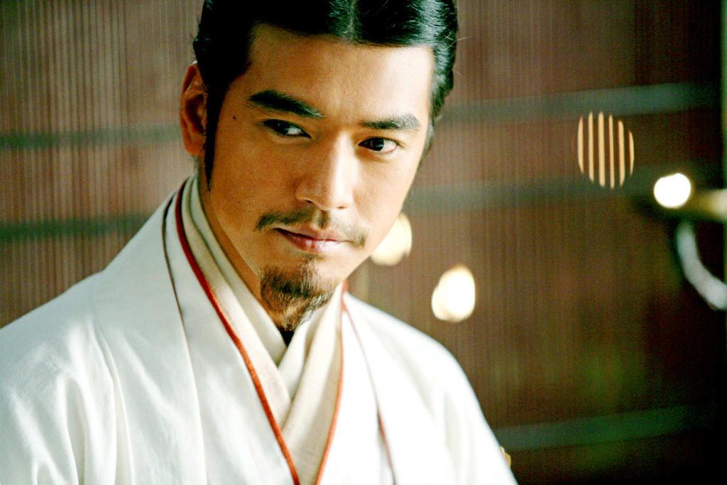 Takeshi Kaneshiro2 by KaizenKitty