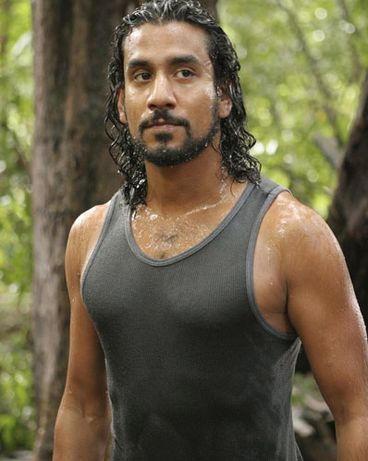 Naveen Andrews by KaizenKitty