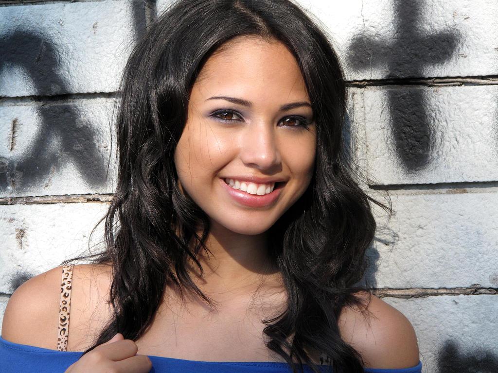 Jasmine Villegas1 by KaizenKitty