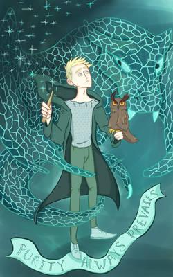 Imagine Draco