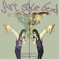 Art style BEND!